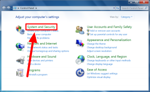 how to update windows 7 step 3